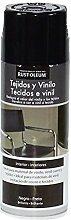 Textilien und Vinyl Schwarz Spray Rust-Oleum 400 ml