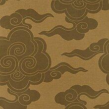 Texturas por Alexandra - Tapete, braun, P0333PA