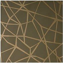 Texturas por Alexandra - Tapete, braun, P0403PA