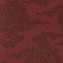 Texturas por Alexandra - Tapete, rot, P0330PA