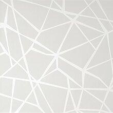 Texturas por Alexandra - Tapete, weiß, P0402PA