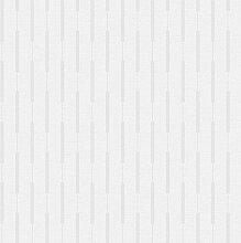Textures Dash Weiß Tapete–Arthouse