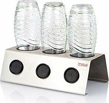 TF-Mind Premium Abtropfhalter für z.B. Sodastream