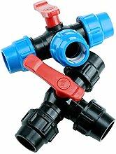 TF PE 3 Wege Schlauchtülle Wasserschlauch