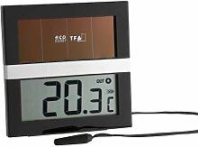 TFA Dostmann Eco Solar digitales Solar