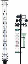 TFA Dostmann Jumbo-Gartenthermometer 115cm, Kopf