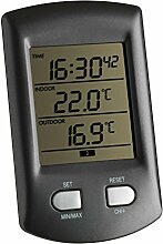 TFA Dostmann Ratio Funk-Thermometer,