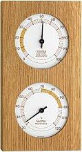 TFA Dostmann Sauna Thermo-Hygrometer 40.1052.01