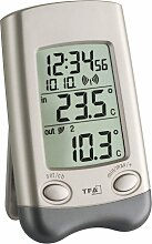 TFA Dostmann Wave Funk-Thermometer,