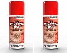 TFC Etikettenlöser I Etikettenentferner I