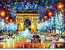 TFjXB Paris Arc de Triomphe, Vollbohrer 5d