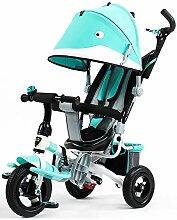 TH - Baby Dreirad Kinderwagen Dreirad 4 In1 Mit