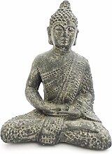Thai Buddha Budda Tempelwächter 20 cm Figur aus