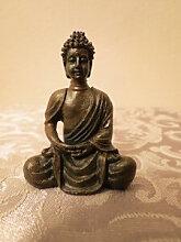 Thai Buddha, Hände verschränkt