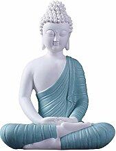 Thai Buddha Statue Dekoration, Sakyamuni Statue