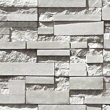 Thatch 3D Ziegelstein Tapete modern Ziegel Muster Wallpaper Hintergrund der chinesische Kleidung speichern Tapeten , 1