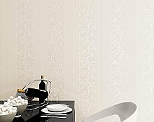 Thatch e Breite, nichtgewebte Gewebe gehobenen modernen Tapeten Schlafzimmer Tapete , 5 , 0.53m*10m