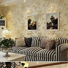 Thatch Geprägten festen Vlies moderne minimalistische Schlafzimmer Tapete , meters white , 53*1000
