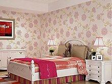 Thatch Idyllische warm Vliestapete, moderne und e 3D geprägt Schlafzimmer Wand Dekoration Tapete , 3