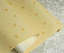 Thatch modern minimalistisch-statische antibakterielle nahtlose schmutzabweisend Vlies-Tuch Tapete , 7