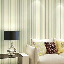 Thatch Moderne minimalistische home Vlies Östliches Mittelmeer Schlafzimmer TV Hintergrundwand Nadelstreifen-Tapete , 5 , 0.53m*10m