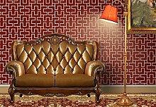 Thatch Retro Hotel Wand Tapete , 5 , 0.53m*10m