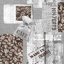 Thatch Vorgestellten Buchstaben Hotel Café Kleidung Shop Dekoration voll nicht selbstklebend Tapete Tapete shop , 3 , 53*1000