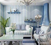 Thatch Warmen idyllische Schlafzimmer Kleidung Shop Projekt home Tapete , green , 53*1000