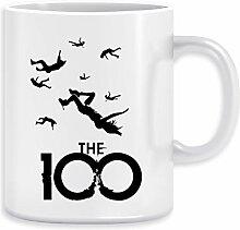 The 100 Kaffeebecher Becher Tassen Ceramic Mug Cup