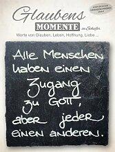 The Art of Stone Schiefer Glaubens Momente - Alle