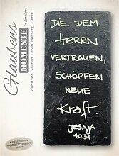 The Art of Stone Schiefer Glaubens Momente - Die