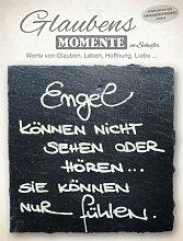 The Art of Stone Schiefer Glaubens Momente - Engel