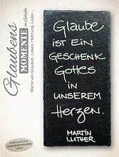 The Art of Stone Schiefer Glaubens Momente -