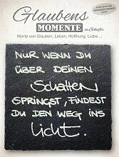 The Art of Stone Schiefer Glaubens Momente - Nur