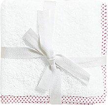 The Baby Atelier Baby-Badetuch und Handtuch-Set,