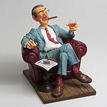 """""""The Big Boss""""-Figur von Guillermo Forchino"""