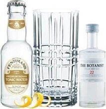The Botanist Tasting Set incl. Nachtmann Glas