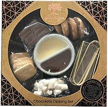 The Chocolate Tree Company Fondue-Set für die