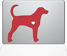 The Decal Guru I Love My Foxhound