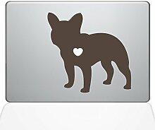The Decal Guru I Love My French Bulldog