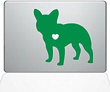 The Decal Guru I Love My French Bulldogge