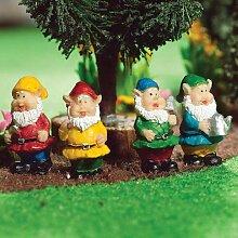 The Dolls House Emporium Vier fröhliche kleine
