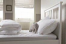 The Fine Bedding Company Junior Wasserdicht Matratzenschoner, Cot Bed