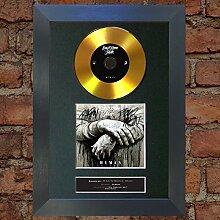 The Gift Room #126 Fotoalbum mit Goldfarbener