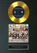 The Gift Room #94 Fotoalbum mit Goldfarbenen