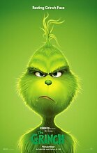 The Grinch – Film Poster Plakat Drucken Bild -