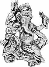 The Hue Cottage Ganesha-Statue in Handarbeit