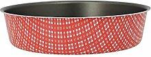 The Küchenzeile 6020720Springform, Aluminium rot 27x 27x 6,5cm