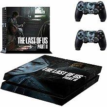 The Last of Us Part 2 Controller-Aufkleber,