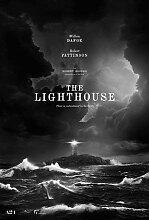 The Lighthouse – Film Poster Plakat Drucken Bild